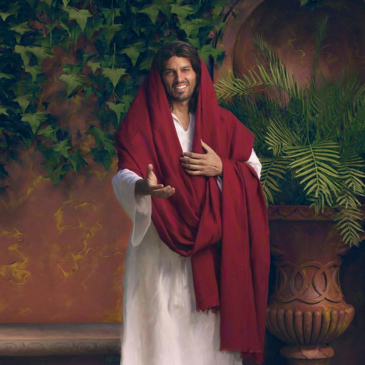 Jesus Welcomes