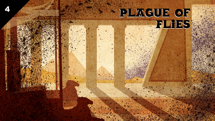 plagues flies